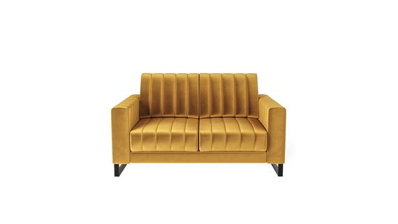 2-er elegante Couch Mono 2 (1)