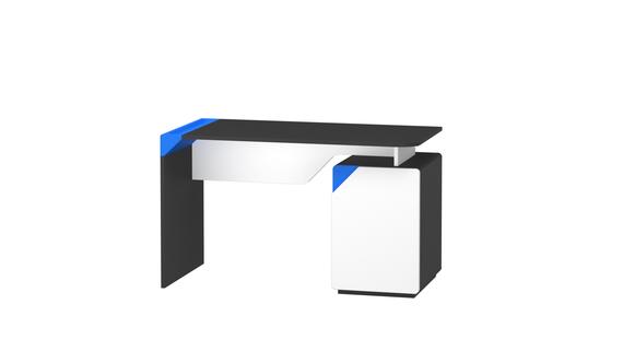 Moderner Schreibtisch Alfa (1)